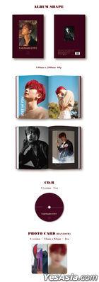 Hong Eun Ki Mini Album Vol. 1 - UNDEFINABLE:LOVE