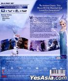 Frozen (2013) (Blu-ray) (3D) (Hong Kong Version)