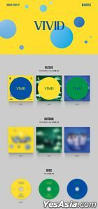 AB6IX EP Album Vol. 2 - VIVID (Random Version)