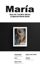 Hwa Sa Mini Album Vol. 1 - María + Random Poster in Tube