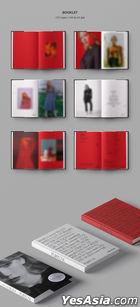 Girls' Generation : Tae Yeon Album Vol. 2 - Purpose (White + Red Version) + 2 Posters in Tube