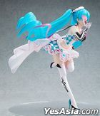 Hatsune Miku GT Project : Racing Miku 2019 Ver. Side Key Visual 1:7 Pre-painted PVC Figure