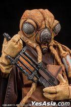 ARTFX+ :  Star Wars Bounty Hunter Zuckuss 1:10 PVC Pre-painted Kit