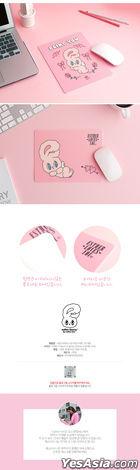 ESTHERLOVESYOU Mouse Pad 2P Set (Angel Bunny)