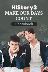 HIStory3: Make Our Days Count Photobook