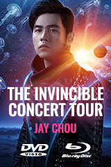Jay Chou - The Invincible Concert Tour