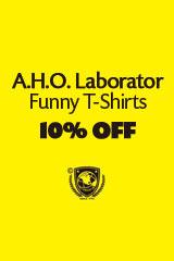 A.H.O. Laborator T-Shirts