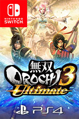 无双 Orochi 3 Ultimate