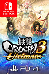 無雙 Orochi 3 Ultimate