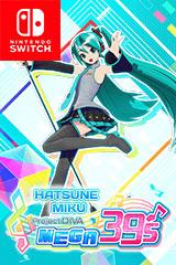 Hatsune Miku Project DIVA MEGA39's