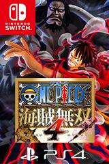 One Piece 海贼无双 4
