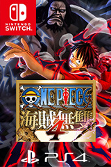 One Piece 海賊無雙 4