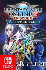 Phantasy Star Online 2 Episode 6 Deluxe Package