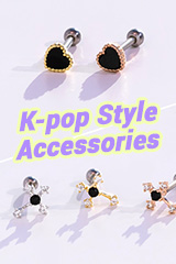 K-pop Style Accessories