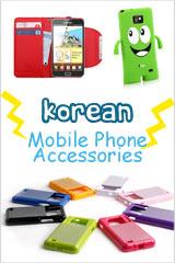 Korean Mobile Phone Accessories