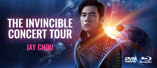 Jay Chou - The Invincible Concert Tour