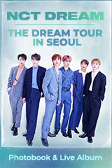 NCT Dream - The Dream Show Concert Photobook & Live Album