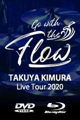 Kimura Takuya - Live Tour 2020 Go with the flow