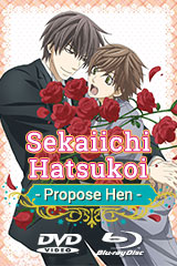 Sekaiichi Hatsukoi - Propose Hen -
