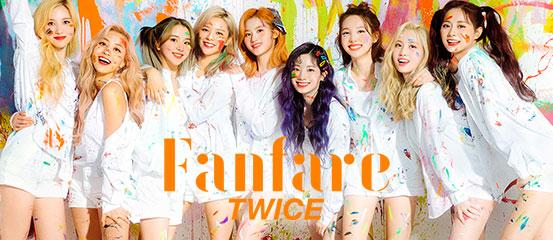 Twice - Fanfare