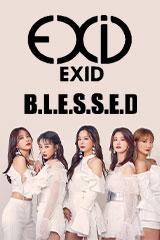 EXID - B.L.E.S.S.E.D