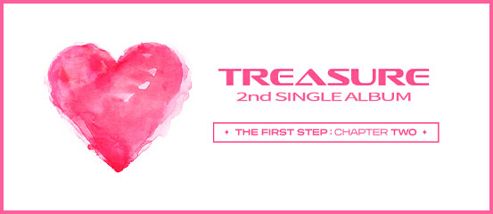 Treasure - The First Step: Chapter Two