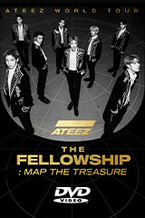 ATEEZ WORLD TOUR THE FELLOWSHIP : MAP THE TREASURE SEOUL