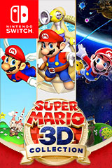 Super Mario 3D Collection