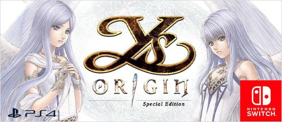 Ys: Origin Special Edition