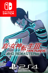 真・女神转生 III NOCTURNE HD REMASTER