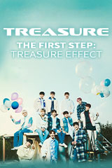 TREASURE - THE FIRST STEP : TREASURE EFFECT