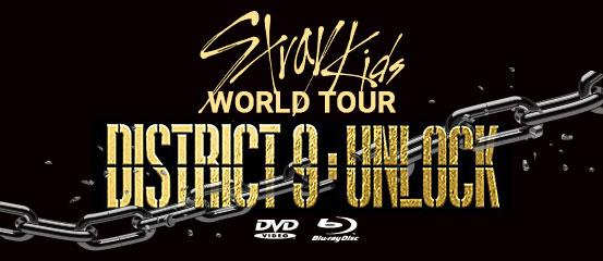 Stray Kids World Tour District 9 Unlock