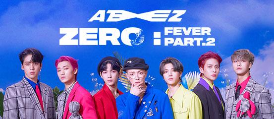 ATEEZ - ZERO : FEVER Part.2
