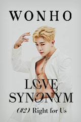 Wonho - Love Synonym #2: Right for Us