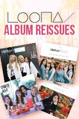 Loona Album Reissues
