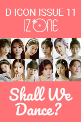 IZ*ONE D-icon Vol.11