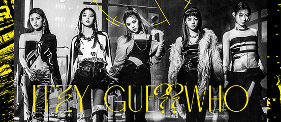 ITZY - Guess Who
