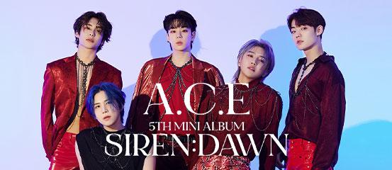 A.C.E - Siren: Dawn