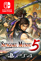 Sengoku Musou 5