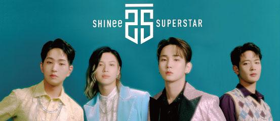 SHINee - SUPERSTAR