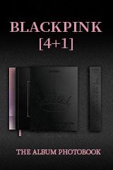 BLACKPINK [4+1] THE ALBUM Photobook