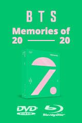 BTS Memories of 2020