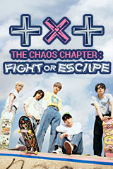 TXT - THE CHAOS CHAPTER : FIGHT OR ESCAPE