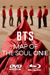 BTS - MAP OF THE SOUL ON:E