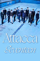 Seventeen - Attacca